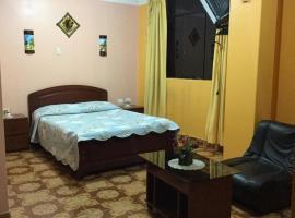 Hotel fotografie: hostal mi cajamarca