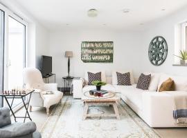 酒店照片: New and Modern House for 6 Battersea