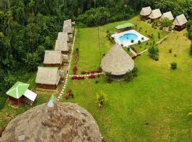 Hotel photo: Curaka Lodge