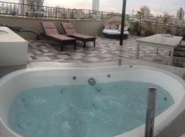 Hotel near Netanja