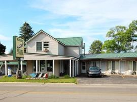 Hotel photo: The Monarch Motel