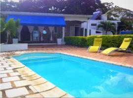 Hotel photo: Villa avec piscine à 100m de la mer
