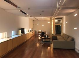 Hotel Photo: Loft estética industrial
