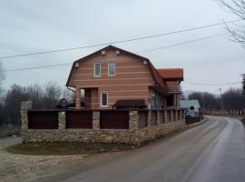 Hotel near Tetovo