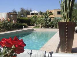 Hotel photo: Le Riad Du Jardin Des Roses