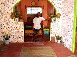 Hotel photo: Mau'sPlace - Authentic Afrikan House