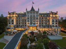 Hotel near Лозанна