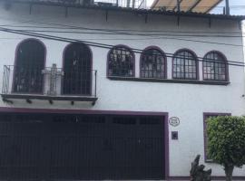 होटल की एक तस्वीर: Habitacion Ciudad de Mexico
