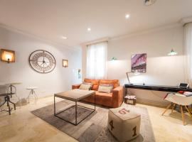 Hotel photo: Beautiful Apt In Front Of Cathedral Granada