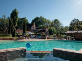 Hotel photo: Camping Naturiste Terme d'Astor