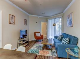 होटल की एक तस्वीर: 4th Street Two Bedroom Apartment