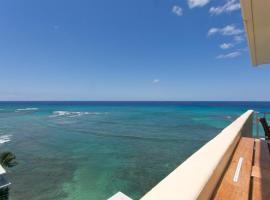 Photo de l'hôtel: Diamond Head Beach Hotel & Residences, Penthouse 01