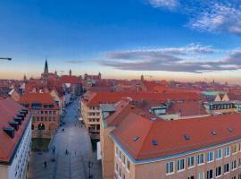 Hotel photo: Messeapartment an der Altstadtmauer