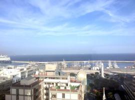 A picture of the hotel: Apartamento panorámica al mar centro Santa Cruz