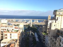 A picture of the hotel: Apartamento conceptual vistas mar y centro