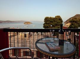 Hotel photo: Epidavria Hotel