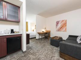 Hotel photo: SpringHill Suites Grand Rapids North