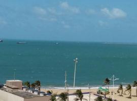 Hotel photo: Porto Iracema - 611 Frente mar