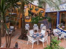 Ξενοδοχείο φωτογραφία: Hotel Fonda El Cami
