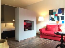 होटल की एक तस्वीर: charming new loft