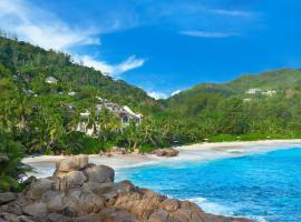 Hotel near Seychellene