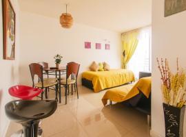 Hotel near San Bernardo