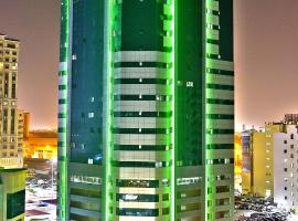 Hotel photo: Alain Hotel Apartments Ajman
