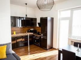 Hotel photo: Super Deluxe Bratislava City Apartment