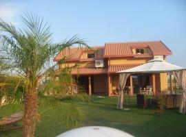 Hotel photo: Villa Stupenda al mare-le Castella