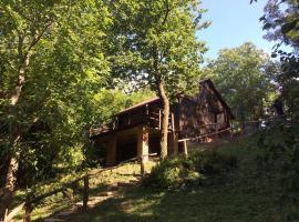 Hotel photo: Erdő szélén házikó