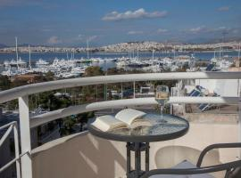 מלון צילום: Nice Sea View Elegant Apartment