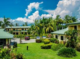 Hotel near Fiji