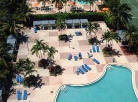 Hotel photo: Sunny Isles Ocean Reserve Three Bedroom Condo Apartments