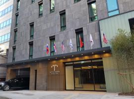 A picture of the hotel: Hotel Thomas Myeongdong