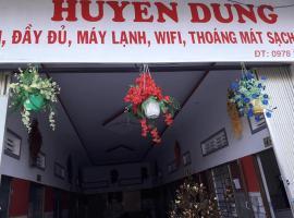 Hotel Photo: Guesthouse Huyen Dung