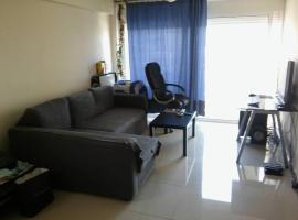 酒店照片: Charming apartment with nice view