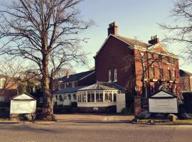 A picture of the hotel: Etrop Grange Hotel, Manchester Airport