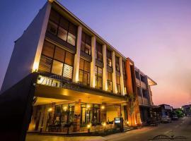 A picture of the hotel: Villa Rassada Nakorn Lampang