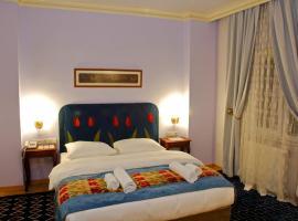 Hotel near Stambula