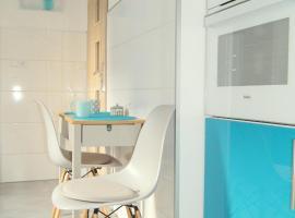 酒店照片: Turquoise Apartment
