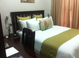 Hotel near Francistown