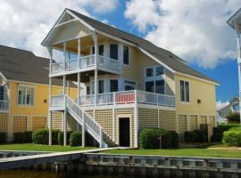 Hotel photo: Sound Escape at Pirate's Cove Marina