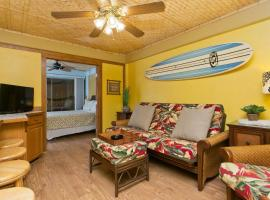Hotel photo: Hawaiian King #213 - 1 Bedroom, Full Kitchen, Sleeps 4