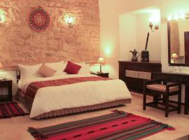 Hotel photo: Hayat zaman Hotel And Resort Petra