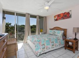 A picture of the hotel: Waikiki Grand Hotel #408 - Studio/1BA w/ Balcony and Kitchenette