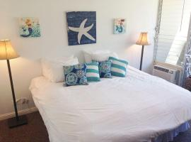 A picture of the hotel: Waikiki Grand Hotel #802 - Studio/1BA, City Views, Kitchenette and Balcony