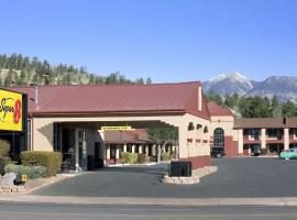 Hotel photo: Super 8 by Wyndham NAU/Downtown Conference Center