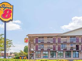 Hotel photo: Super 8 by Wyndham Manassas
