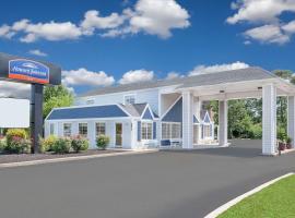 Hotel photo: Howard Johnson by Wyndham Atlantic City Egg Harbor Township