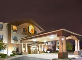 Hotel Foto: Super 8 by Wyndham South Bend